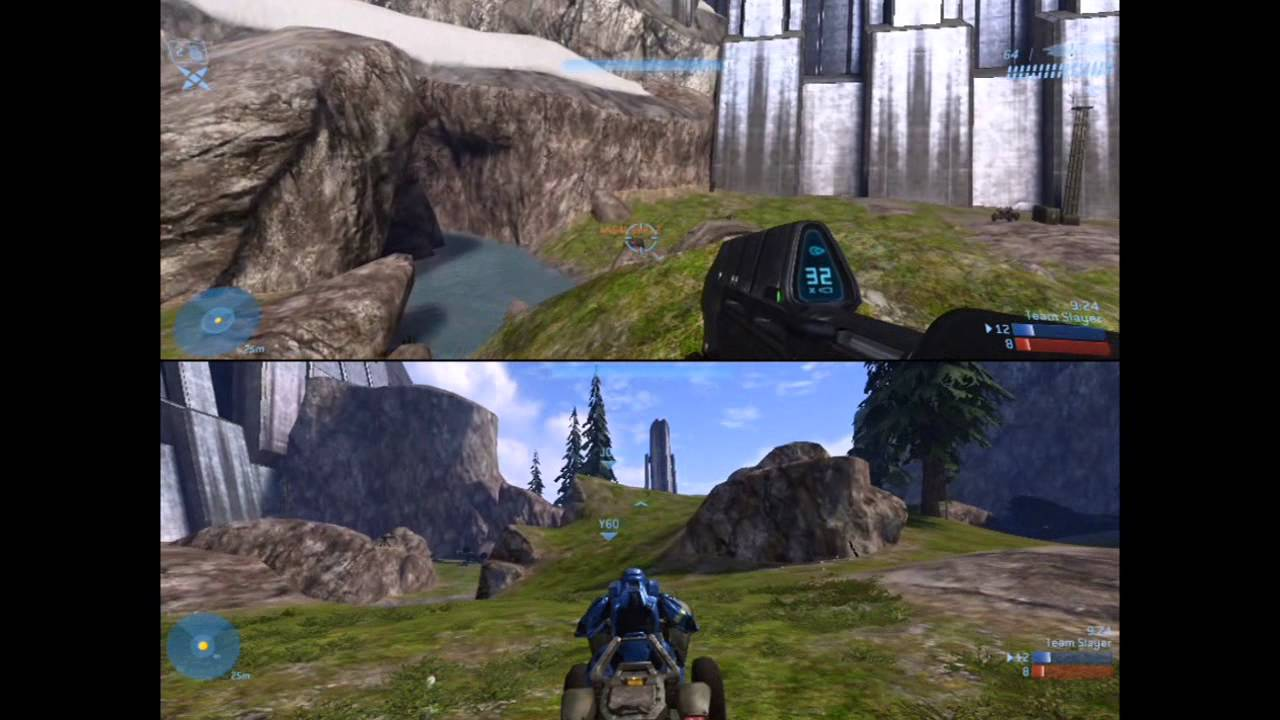 "Opinion: Why Split-Screen Made ""Halo,"" Well   ""Halo"