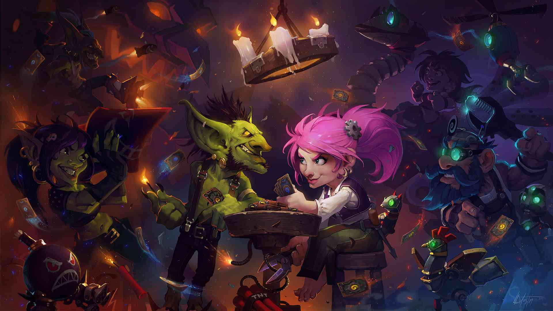 """Goblins vs. Gnomes"" Release Date Announced"