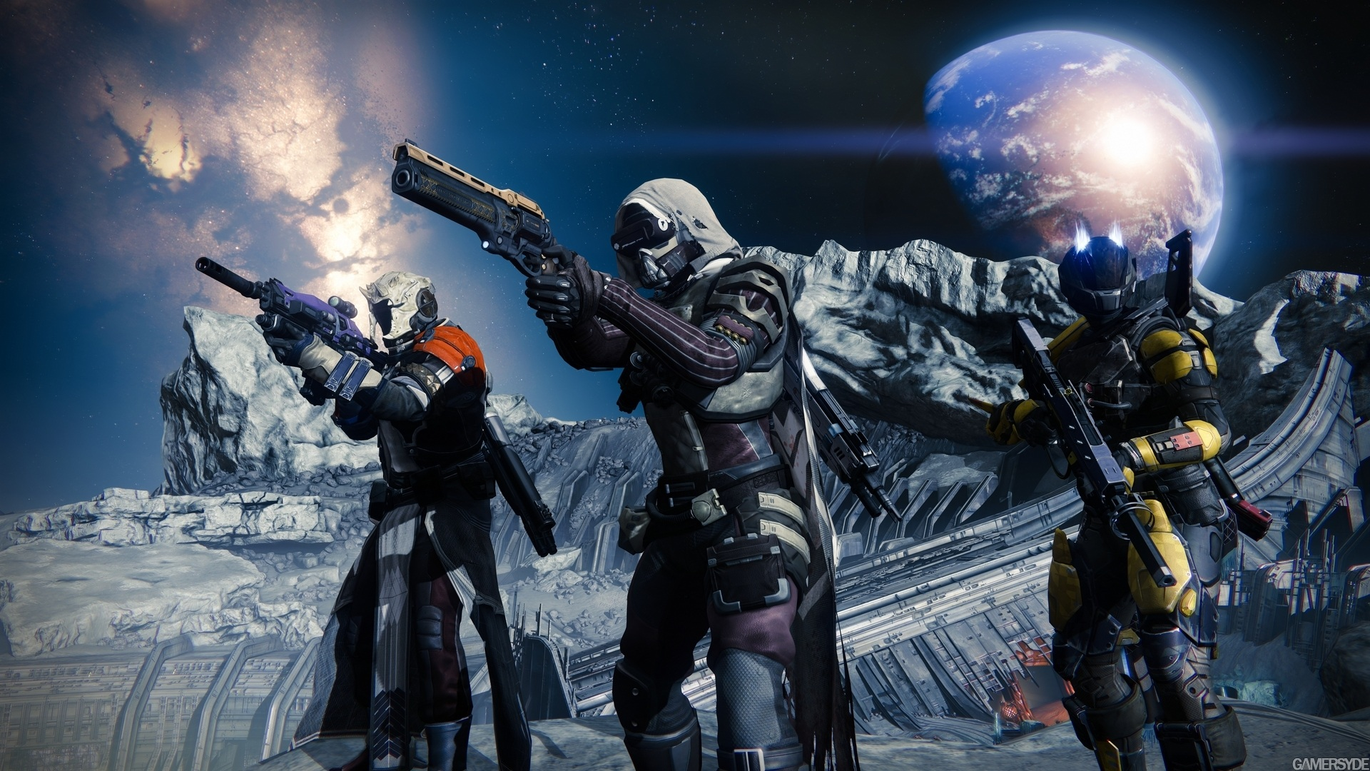 """Destiny"" Is Exclusive to PlayStation in Japan"