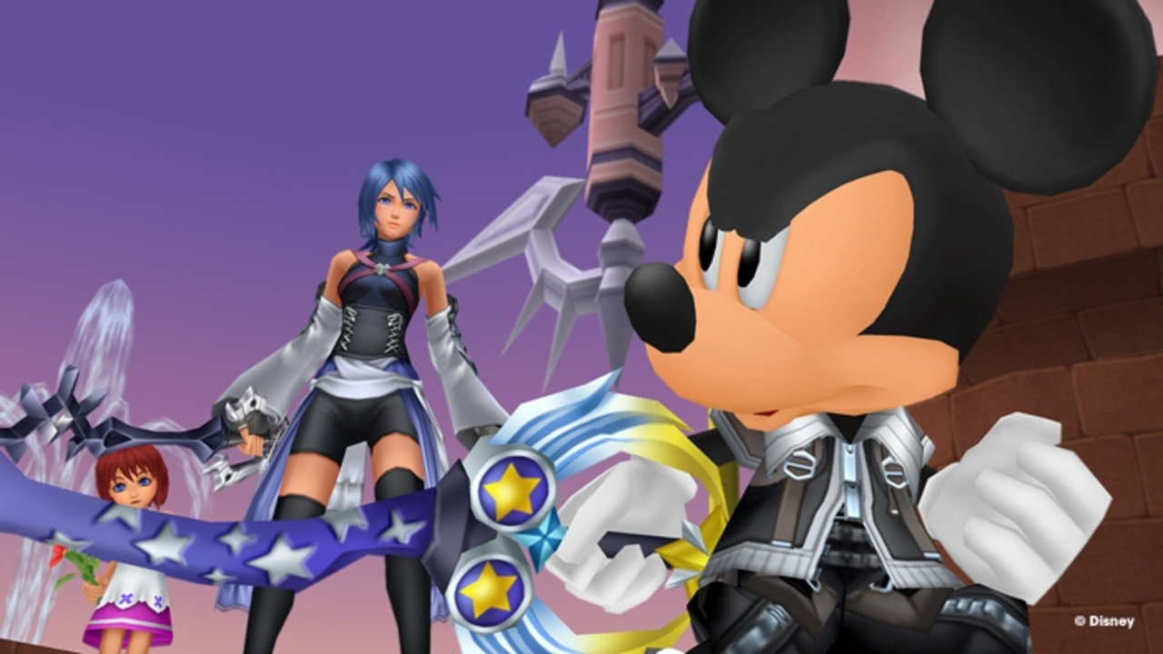 "New ""Kingdom Hearts 2.5 HD Remix"" Trailer Shows Off Upgraded Visuals"