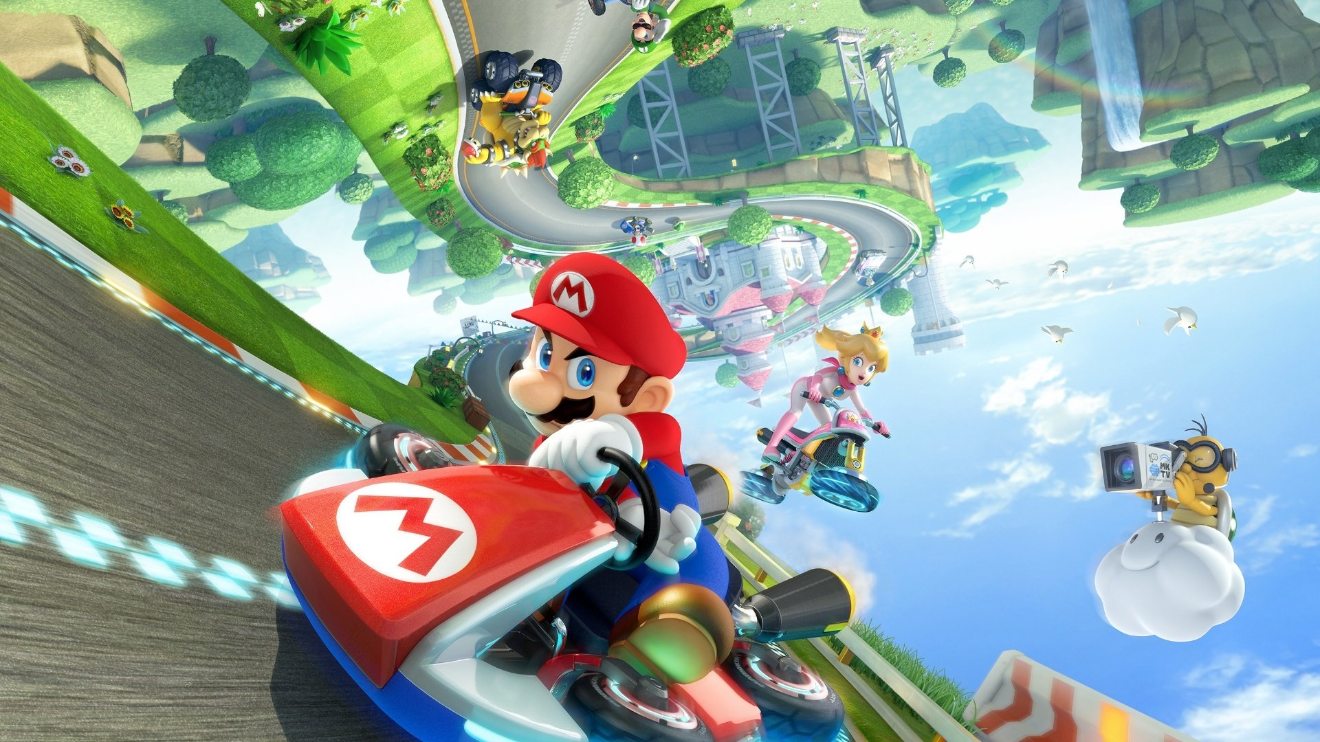 """Mario Kart 8"" - Fuel Up and Enjoy the Ride"