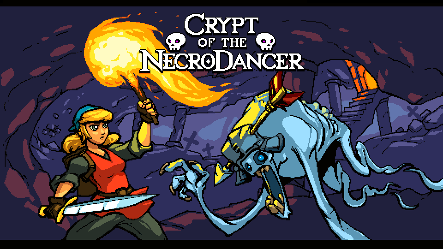 """Crypt of the NecroDancer"" Bops Its Way To iOS - Pocket Size for Pocket Change"
