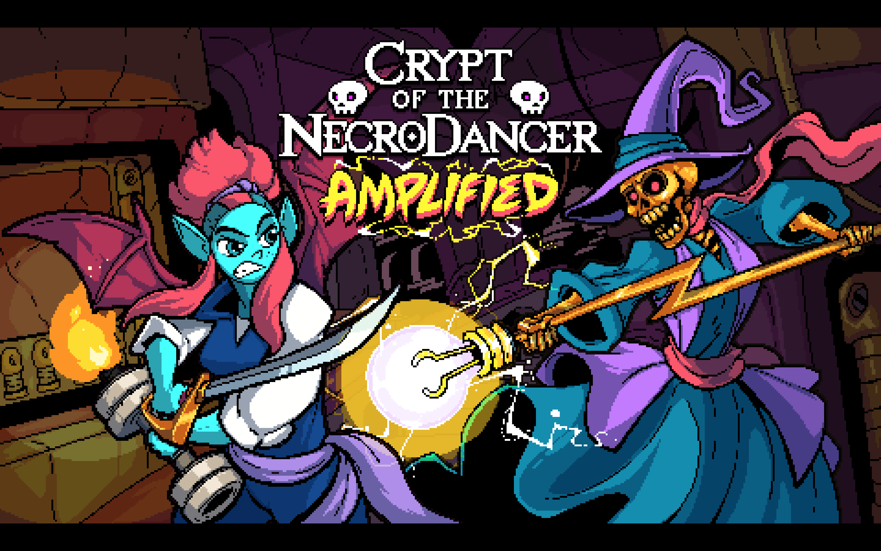 """Crypt of the NecroDancer"" DLC Now In Early Access"