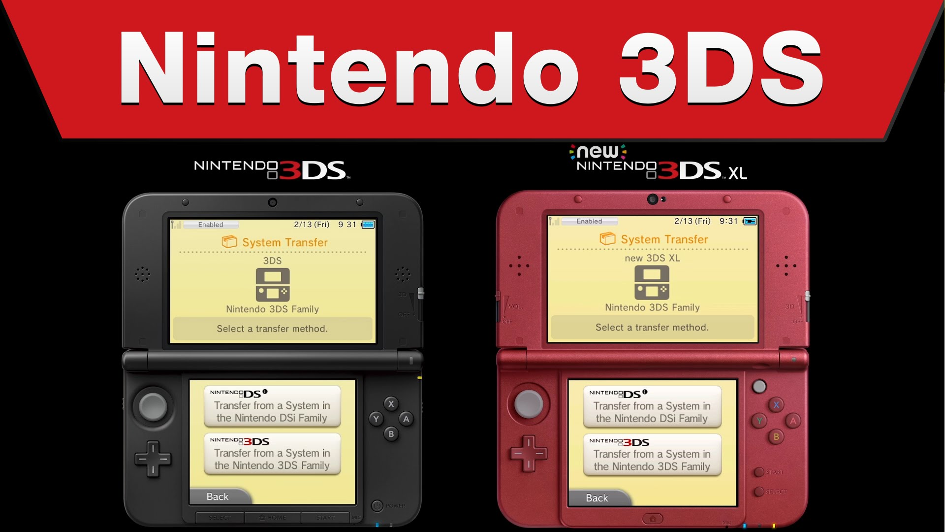 Nintendo Releases 3DS to New 3DS Transfer Video - Requires a Computer, Philips Screwdriver, and More