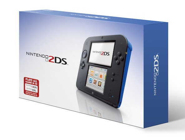 Nintendo Announces the 2DS - Confused? So are we.