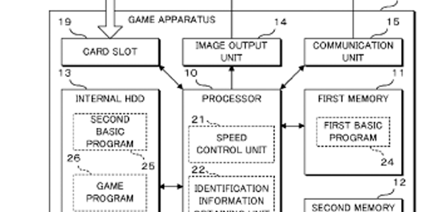 Nintendo's Latest Patent Application Surfaces - Device Schematic Shows No Optical Drive