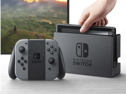 Newest Nintendo Console Nintendo Switch Premiered