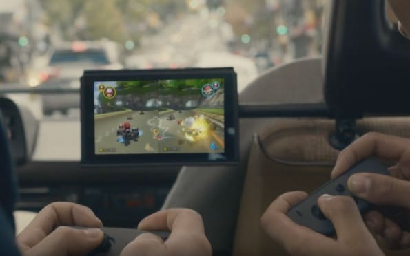 Nintendo Switch Heads to PAX South - Visit Nintendo's Booth to Try It