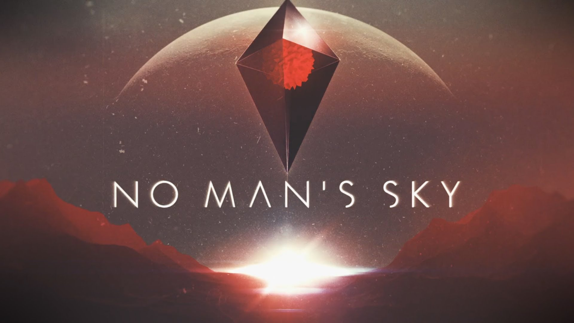 """No Man's Sky"" Has A Release Date"