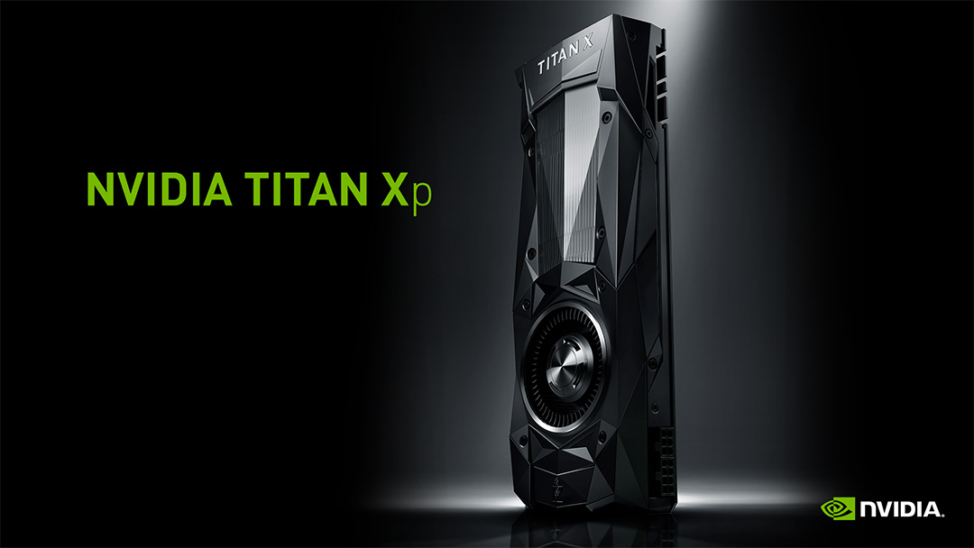 NVIDIA TITAN xp Arrives
