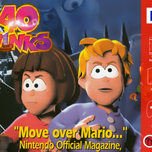 """40 Winks"" Kickstarter Brings First New N64 Game in 20 Years"