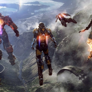 "EA Announces New Bioware IP: ""Anthem"""