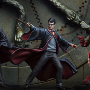 "Knight Models Announces ""Harry Potter Miniatures Adventure Game"""