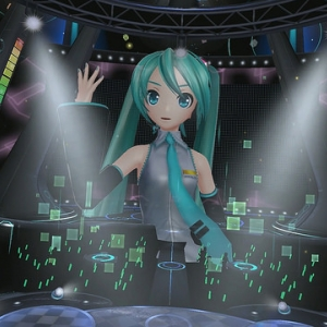 Hatsune Miku Heads To PS VR