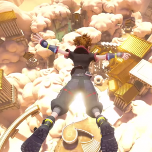 "Surprise ""Kingdom Hearts 3"" Gameplay Trailer Released"