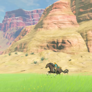 "Nintendo Reveals New ""Breath of the Wild"" Trailer at Switch Presentation"