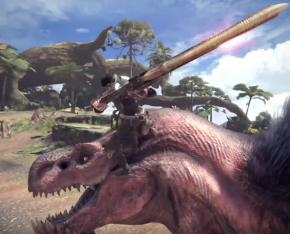 """Monster Hunter: World"" Announced!"