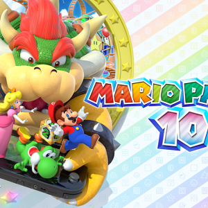 """Mario Party 10"" for Wii U"