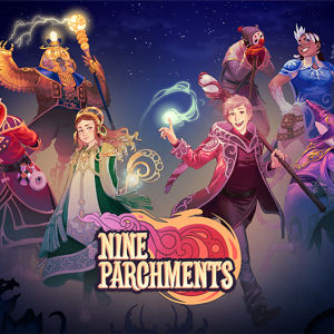 """Nine Parchments"" Releasing to Xbox One March 7"