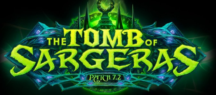 """World of Warcraft"" 7.2 Releases Next Tuesday"