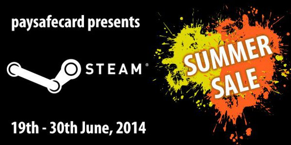 Rumor: Steam Summer Sale 2014 Starts June 19 - E-Payment Company May Have Leaked Sale Dates