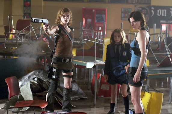 """Resident Evil"" TV Series in the Works - Reports Indicate Spin-off of the Movie Series"