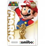 Gold Mario Amiibo Confirmed to Be Walmart Exclusive