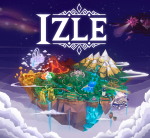 "Vibrantly Colored 3D Procedural ""Izle"" Is on Its Way!"
