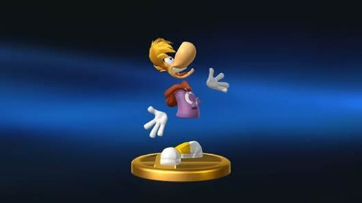 """Super Smash Bros."" Leak Shows Rayman as Playable *UPDATE: It's Fake*"