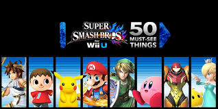 """Super Smash Bros."" for Wii U 50-Fact Extravaganza - Game Bursts with New Content"