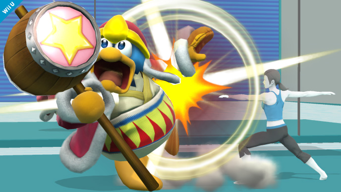 """Super Smash Bros."" on Wii U/3DS Not Getting Any More Major Patches"