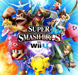 Super Smash Brothers Wii U