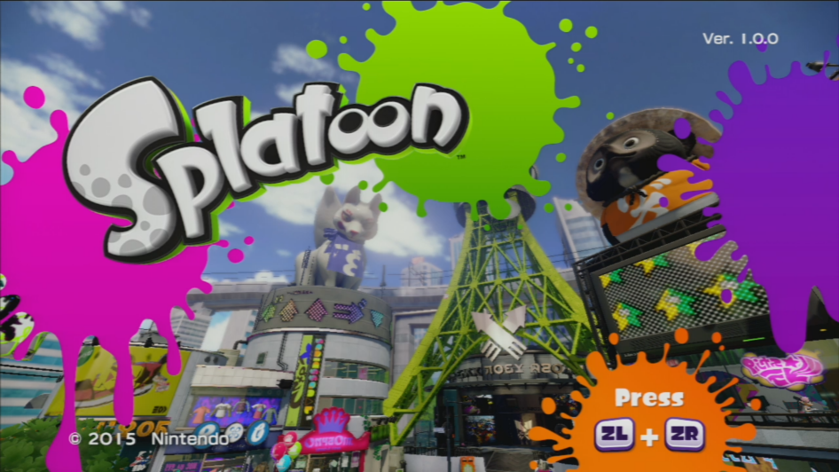 Splatoon - Get Your Tentacles Dirty in the New IP from Nintendo … Or Not