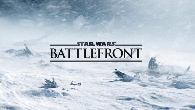 "EA Announcements for ""Star Wars: Battlefront"" & ""Battlefield Hardline"" - Holiday and March Windows Respectfully"
