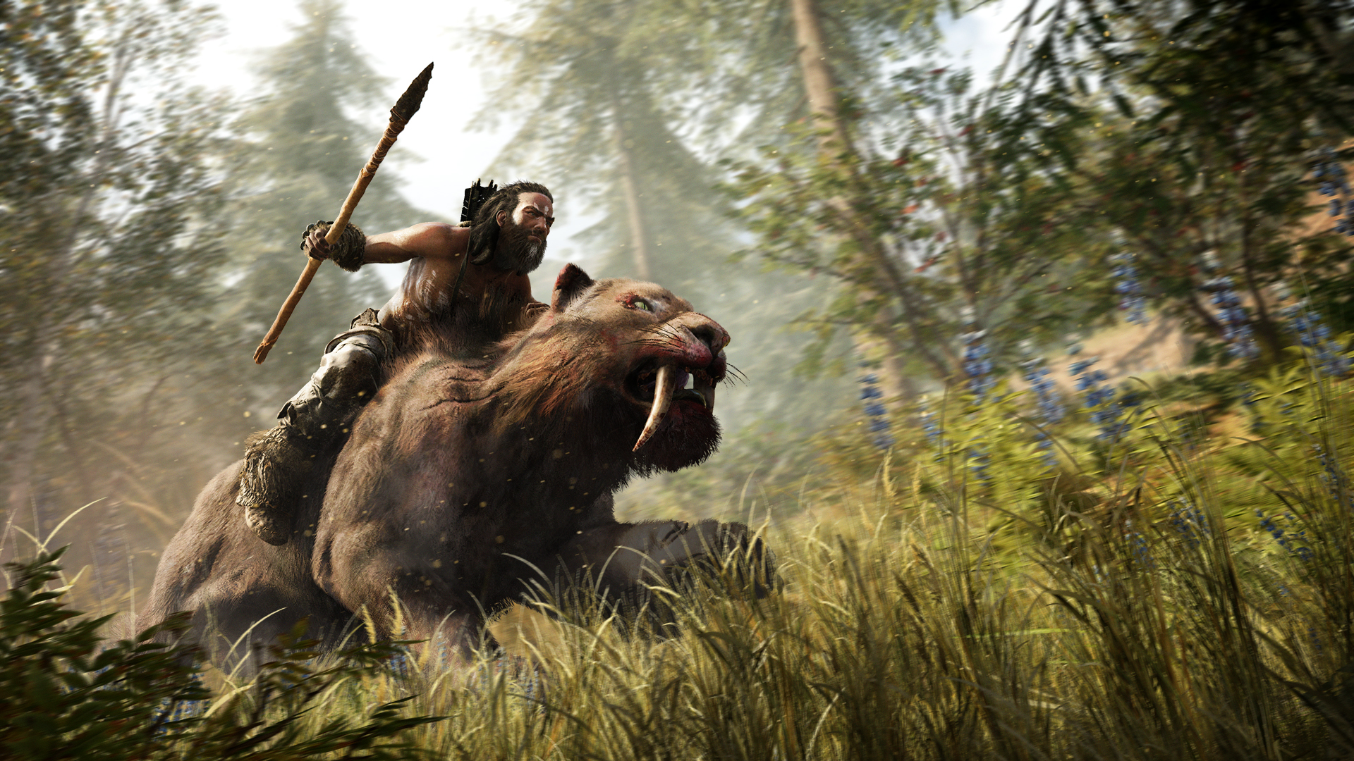 "REVEALED: ""Far Cry Primal"" Character Trailer - Enter Takkar."