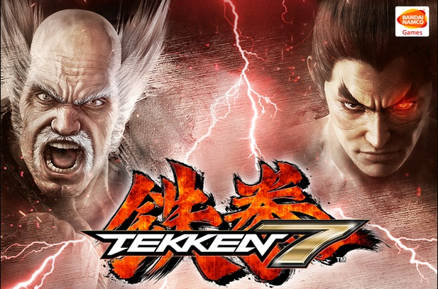 "Blood Will Be Drawn and Bones Splintered for ""Tekken 7"" Announcement - A Father, A Son, and a Demon Coming to Next Gen in 2016"