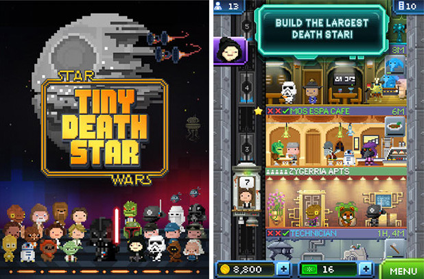 "Disney Implodes ""Tiny Death Star"""