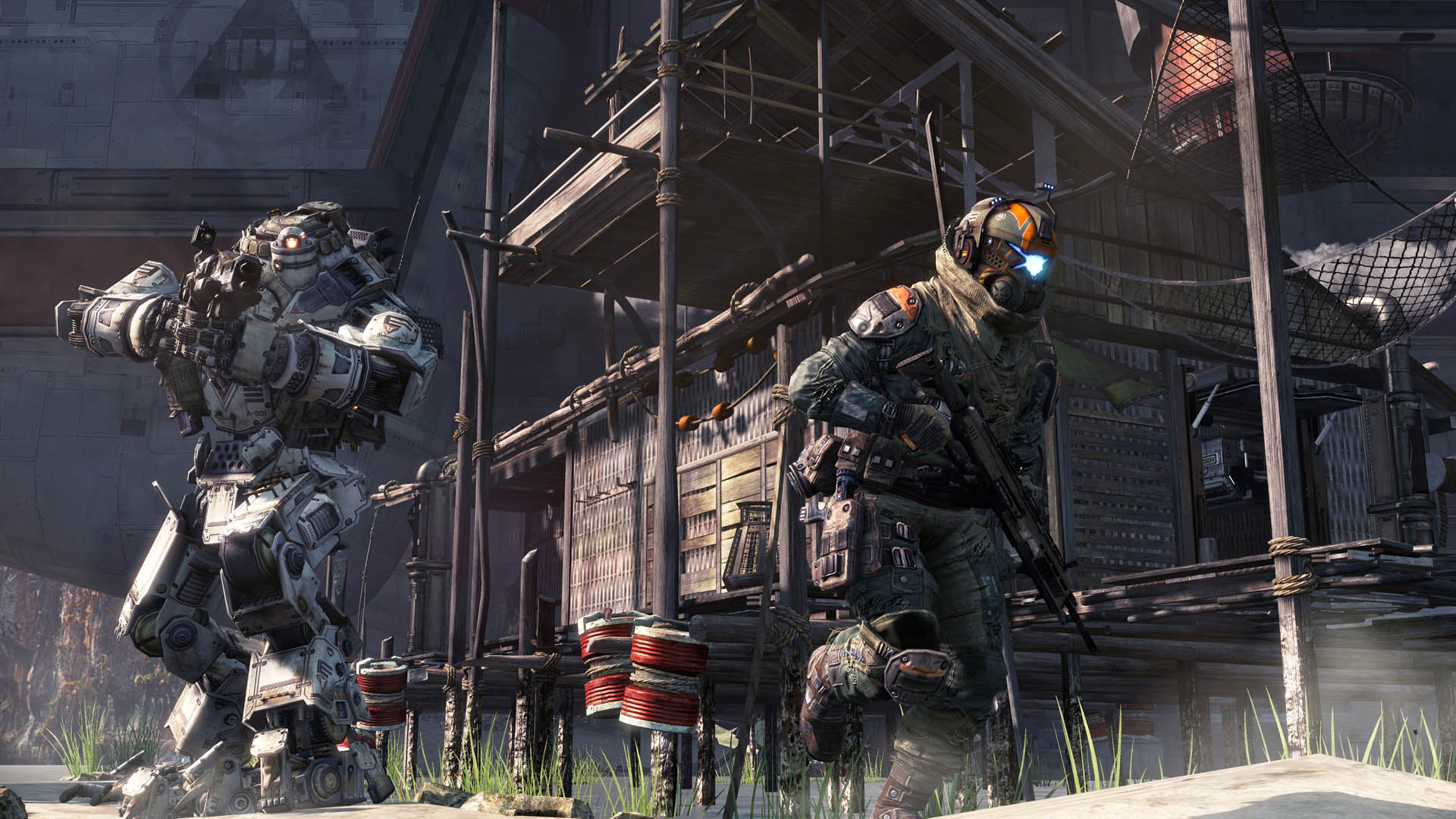 """Titanfall"" Releases Patch Featuring Private Mode and Weapon Balance Changes"