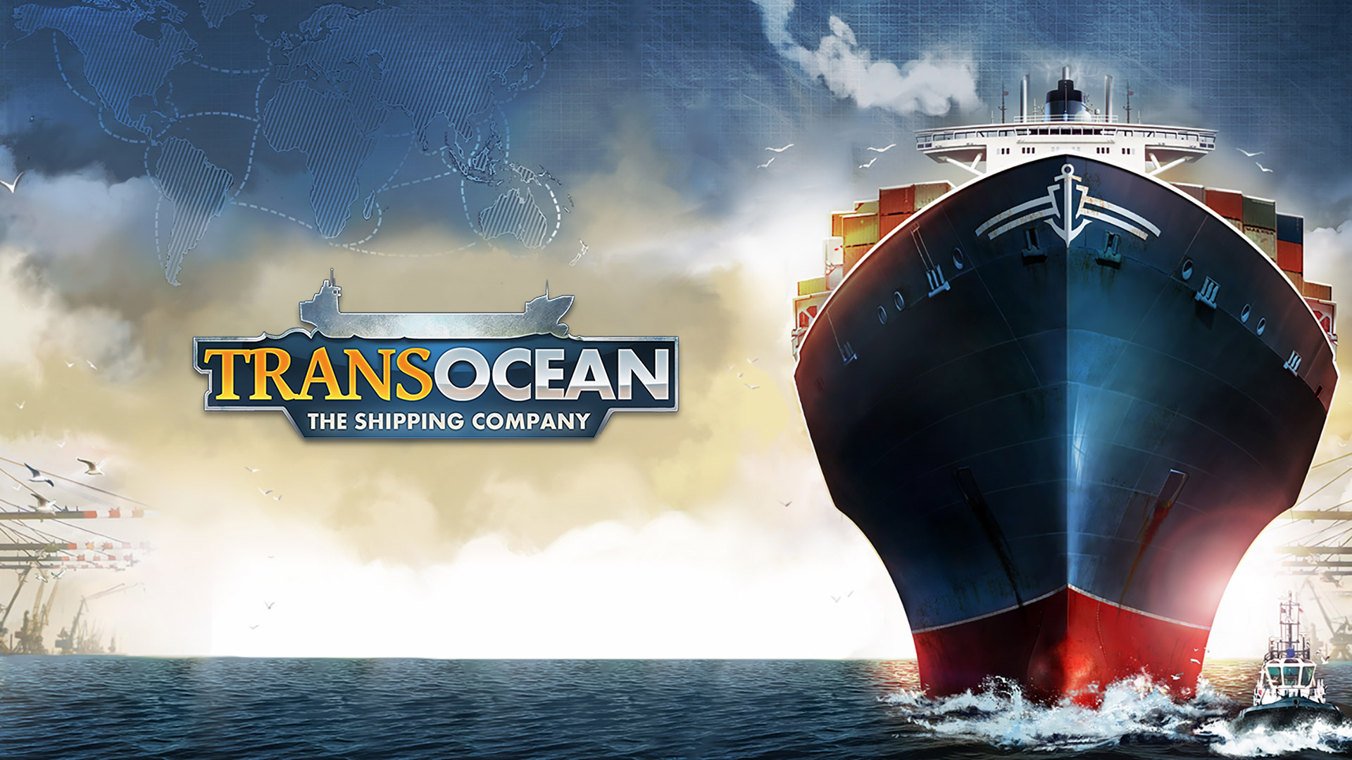 """TransOcean 2: Rivals"" - Good Stuff On Trucks: Ships Bring Them"