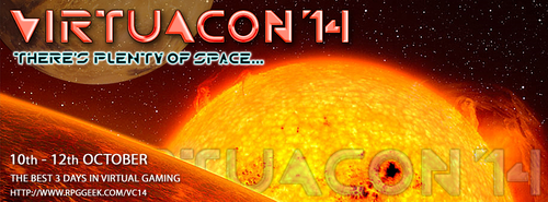 Virtuacon '14 - There's Still Space!