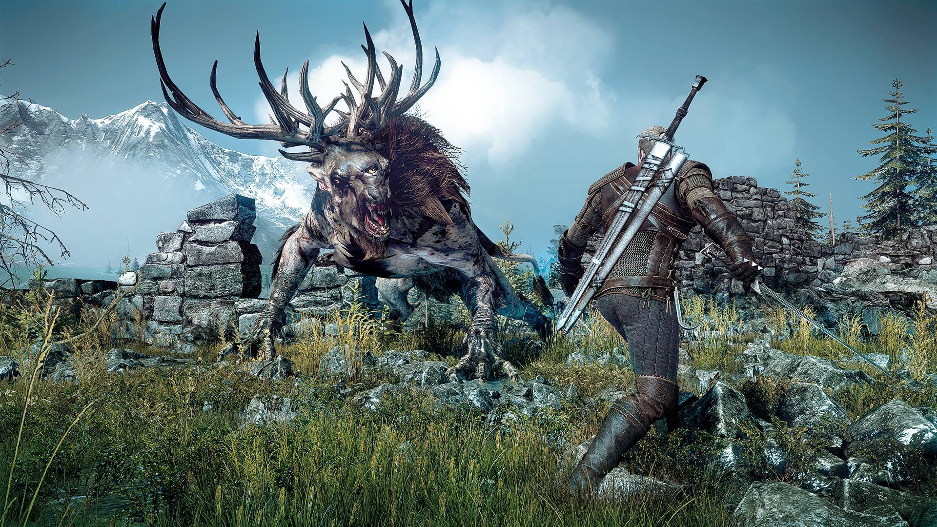 """The Witcher 3: Wild Hunt"" Delayed Once More"