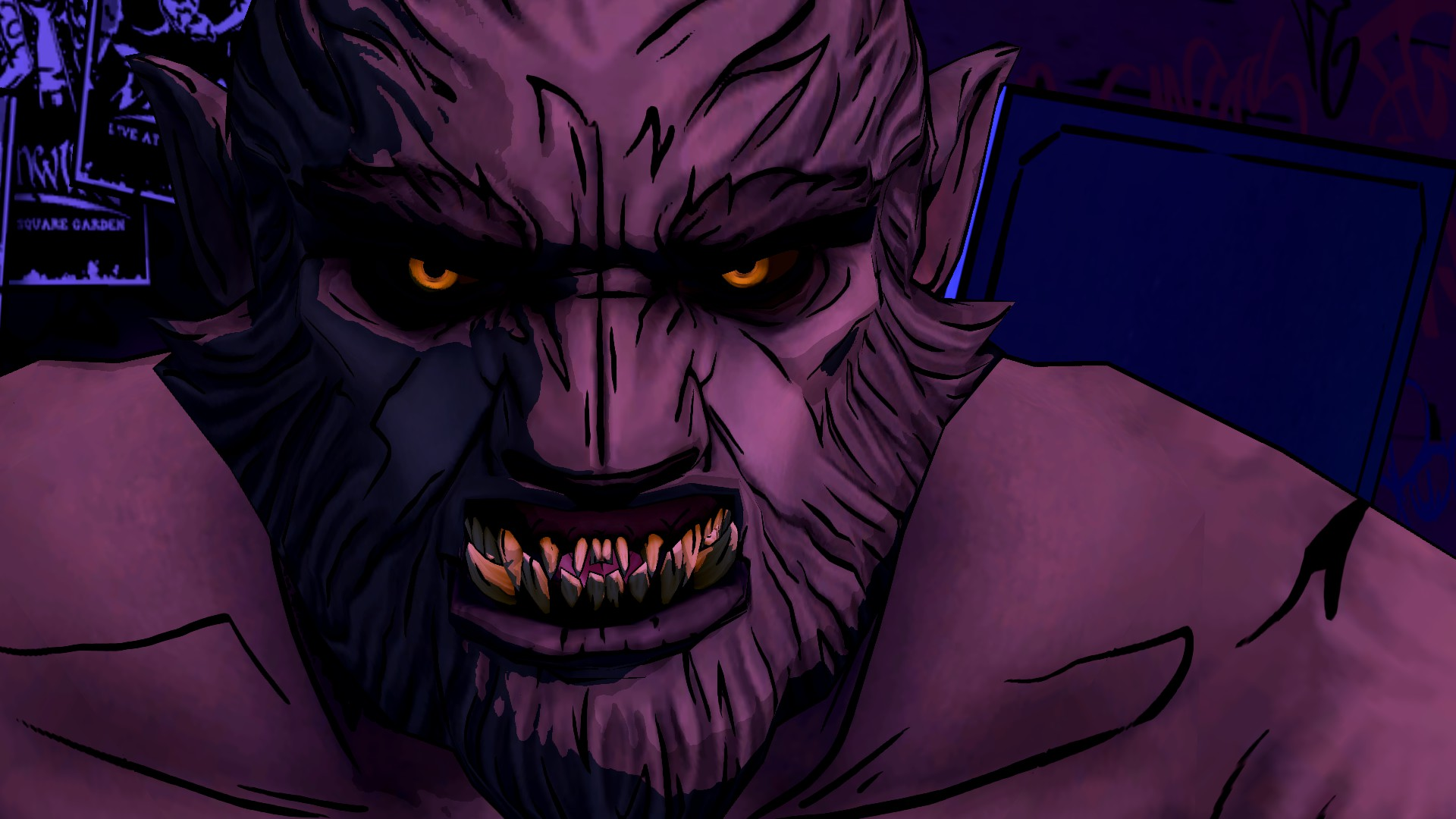 """The Wolf Among Us"" - Unleash the Beast Within"