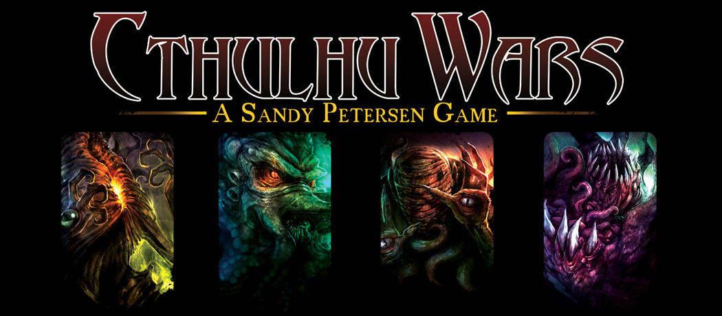 Cthulhu Wars - Its Your Turn To Bring About The Apocalypse