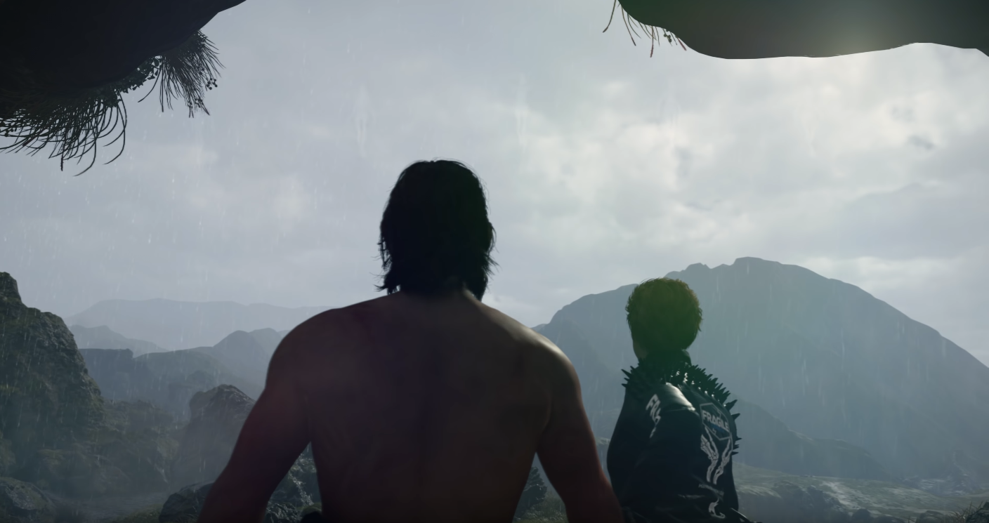"E3 2018: ""Death Stranding"" Trailer Offers Glimpse Of Gameplay and Lore -"