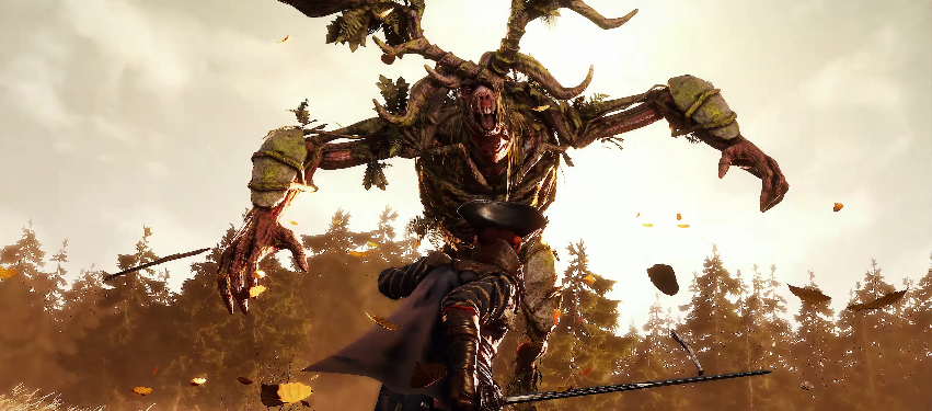"First Teaser Trailer for ""Greedfall"" Revealed"