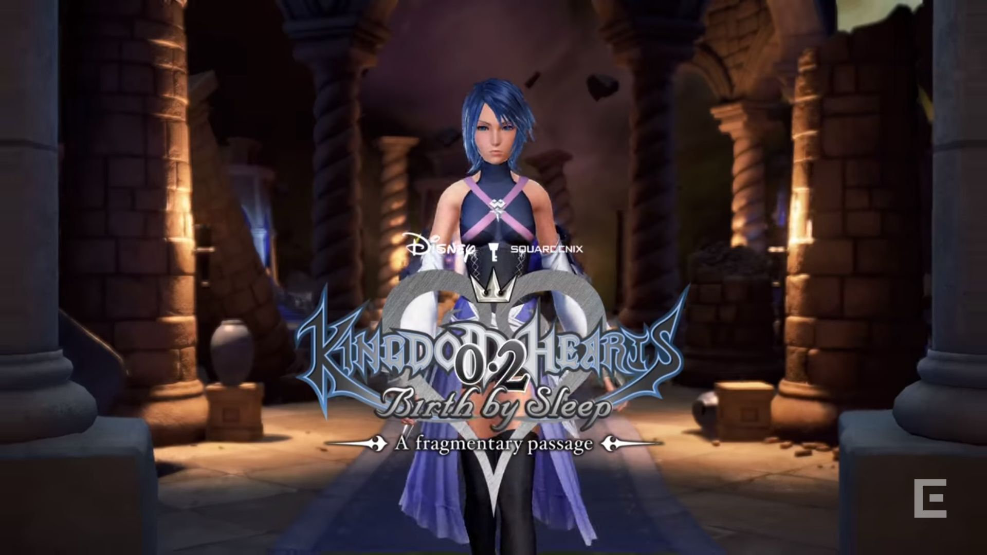 New Kingdom Hearts 2 8 Trailer Released Player Theory