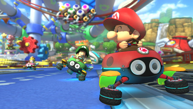 """Mario Kart 8 X Animal Crossing"" Tracks Revealed | Player ..."