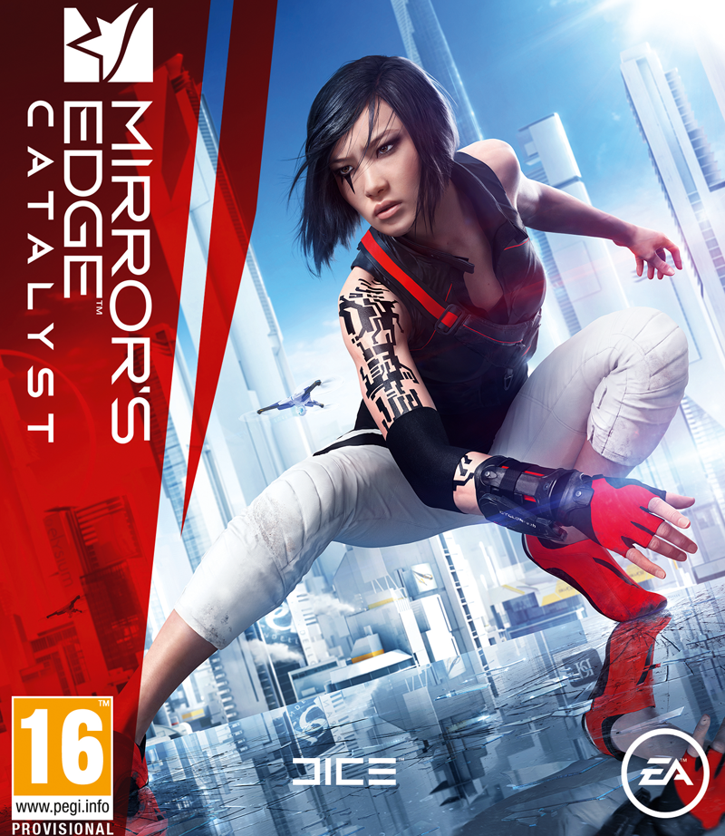 Revealed Mirror S Edge Catalyst Story Trailer Player