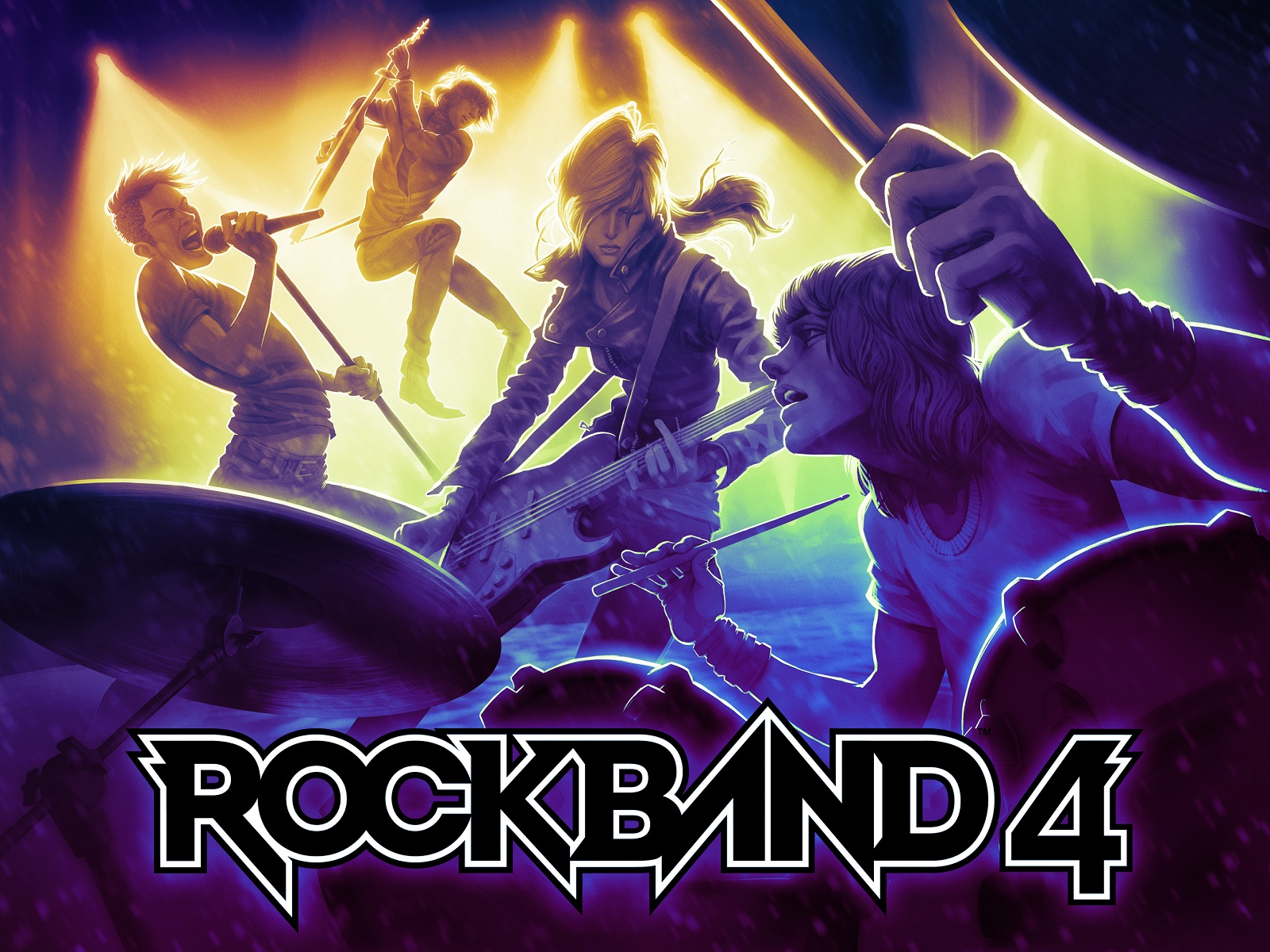 """Rock Band 4"" Announced - Time to Rock Out with Friends Again"